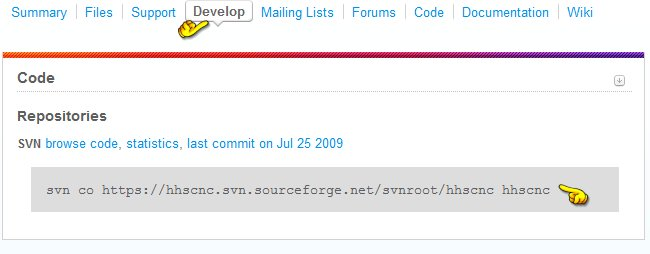 sourceforge_develop_url