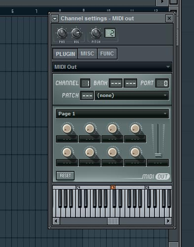 Sequence Animoog on your iPad from your PC with Fruity Loops over